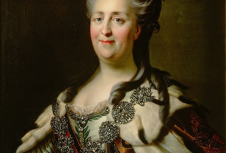 What Can We Learn From Catherine theGreat?