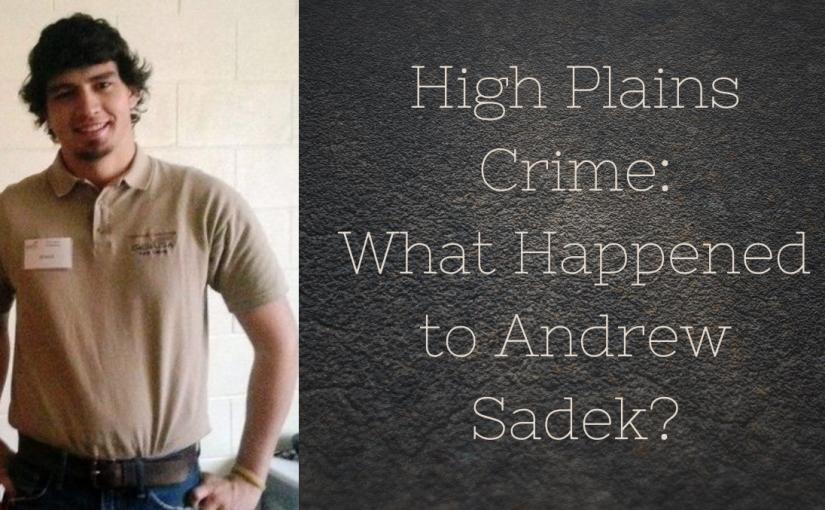 What Happened to AndrewSadek?